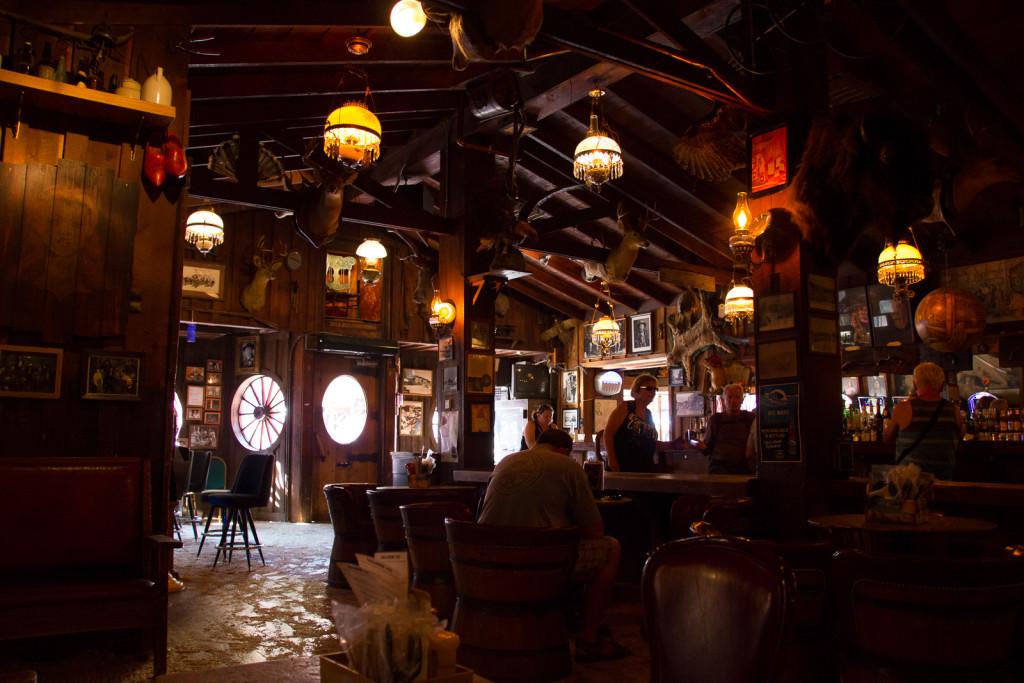 Today's Saloon No. 10 in Deadwood, South Dakota.